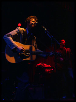Josh Ritter at the Beachland Ballroom