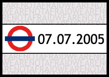 To London 07.07.2005